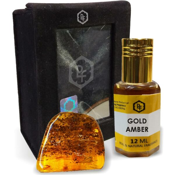Gold Amber