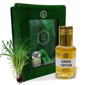 Green Vetiver (Khus)